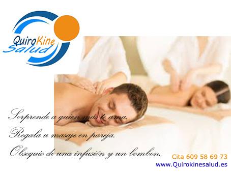 masaje valencia en pareja